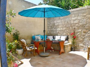 patio Maison Roxanne